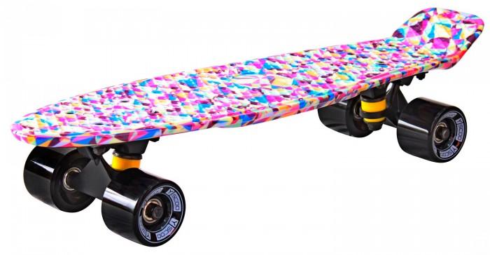 R-Toys Скейтборд Fishskateboard Print 22  - купить со скидкой