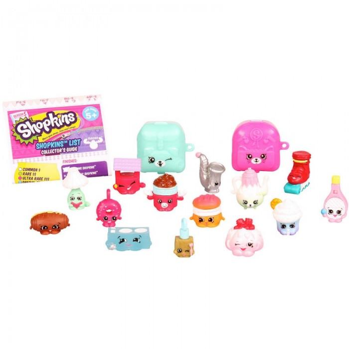 Игровые наборы Shopkins Игровой набор: 12 фигурок с аксессуарами  игровые наборы shopkins игровой набор модная лихорадка хранение обуви