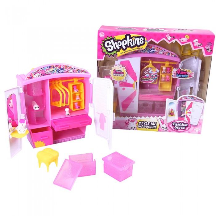 Игровые наборы Shopkins Игровой набор Модный гардероб 5 серия  игровые наборы shopkins игровой набор модная лихорадка хранение обуви