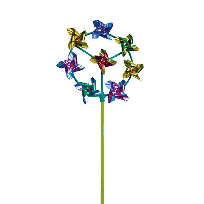 1 Toy Ветрячок Восемь цветочков  - купить со скидкой