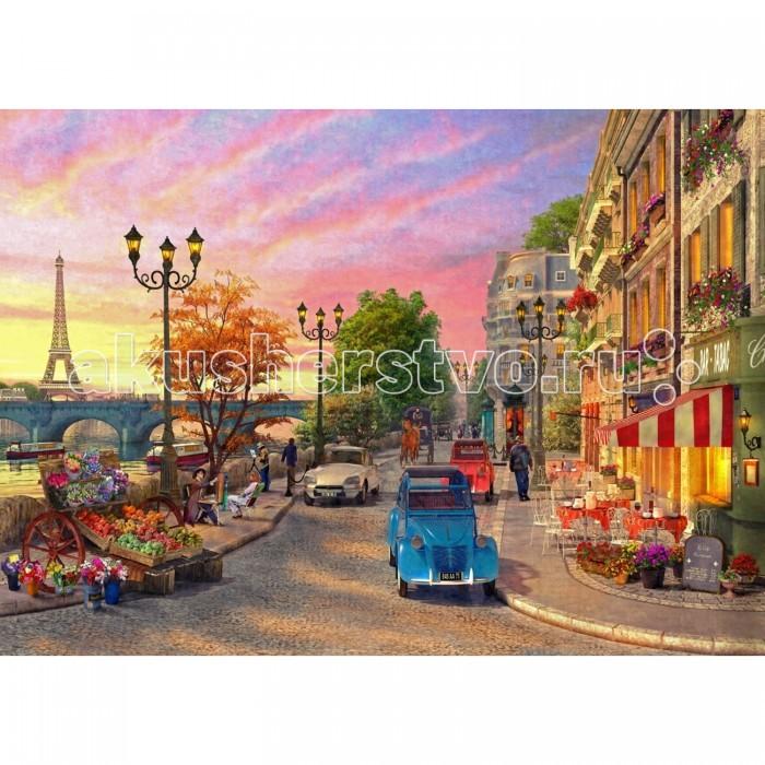 Пазлы Ravensburger Пазл Вечер в Париже 500 элементов ravensburger тула мун эйфелева башня 12567
