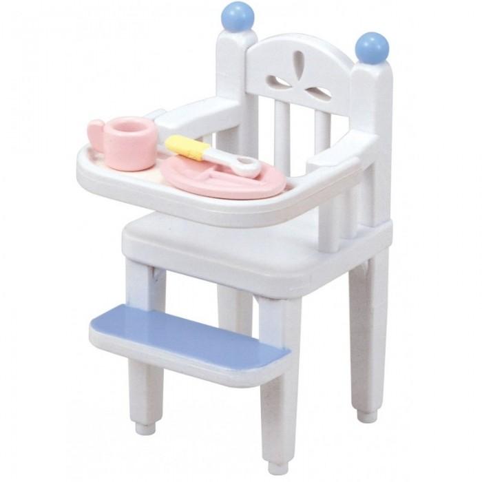 Кукольные домики и мебель Sylvanian Families Набор Стульчик для кормления малыша набор мебель для дома марии sylvanian families