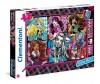 Clementoni Пазл Блестящий Monster High - Портреты фриков (200 элементов)
