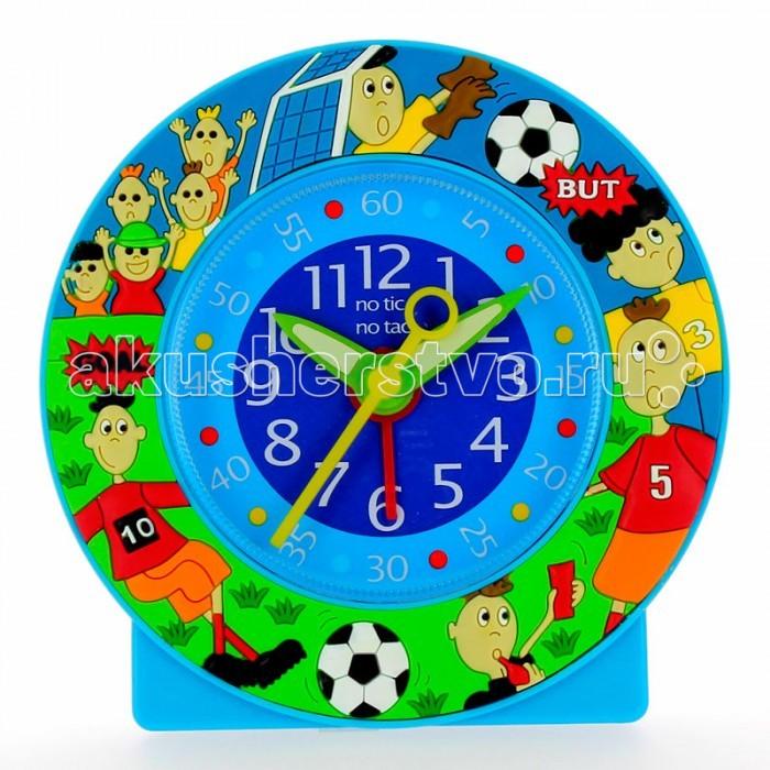 Часы Baby Watch Будильник Football 600748Будильник Football 600748Baby Watch Будильник Football 600748 станет любимыми часами каждого мальчика. Эти красочные и очень удобные часы станут чудесным украшением детской комнаты.   Дизайн не только красив, но и продуман до мелочей. Глядя на циферблат, детально отображающий часы и минуты, ребенок быстро научится определять время.  Изготовлен из высококачественной пластмассы и абсолютно безопасен для ребенка.<br>