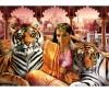 Clementoni Пазл High Quality Collection - Индийская принцесса с тиграми (1500 элементов)