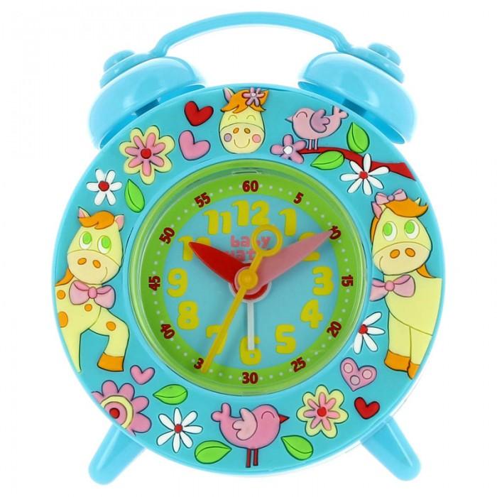 Часы Baby Watch Будильник Little Pony 603732Будильник Little Pony 603732Baby Watch Будильник Little Pony 603732 классические часы в довольно ярких тонах. Большие цифры, понятные даже малышам.  Основные характеристики: возраст от 6 лет батарейка АА (не входит в комплект) люминесцентные стрелки тихий ход гарантия 2 года. Все модели часов разработаны во Франции, прошли проверку в независимой лаборатории и сделаны из безопасных материалов.<br>