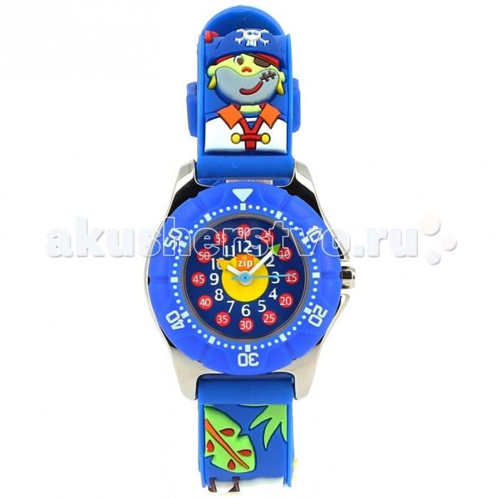 Часы Baby Watch Наручные Zip Pirates 600533Наручные Zip Pirates 600533Baby Watch Часы наручные Zip Pirates 600533 с рельефным рисунком принцесс. Часики упакованы в подарочную упаковку. Идеально сидят на запястье.  Основные характеристики: возраст от 6 лет водонепроницаемые ударопрочные кварцевый механизм батарея Sony(срок службы два года) гарантия 2 года в комплекте обучающие часы из картона и наклейки. Размеры: диаметр 2,8 см, ремешок 21 см  Все модели часов разработаны во Франции, прошли проверку в независимой лаборатории и сделаны из безопасных материалов.<br>
