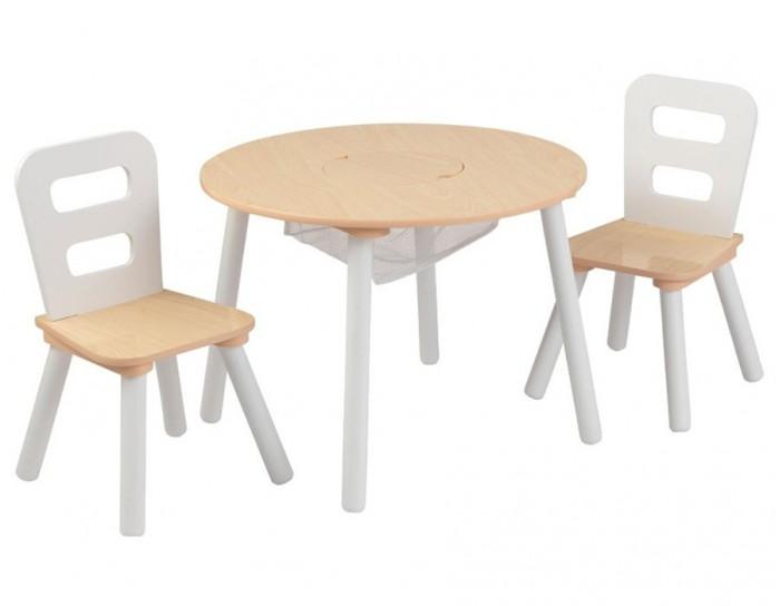Столы и стулья KidKraft Стол 2 стула Сокровищница kidkraft кукольный стульчик для кормления куклы kidkraft