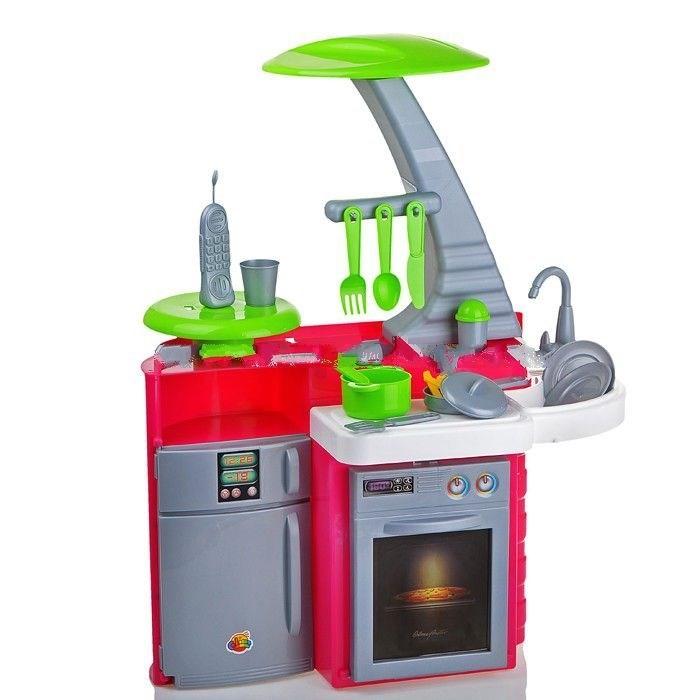 Ролевые игры Coloma Детская Кухня Laura ролевые игры coloma супермаркет для детей