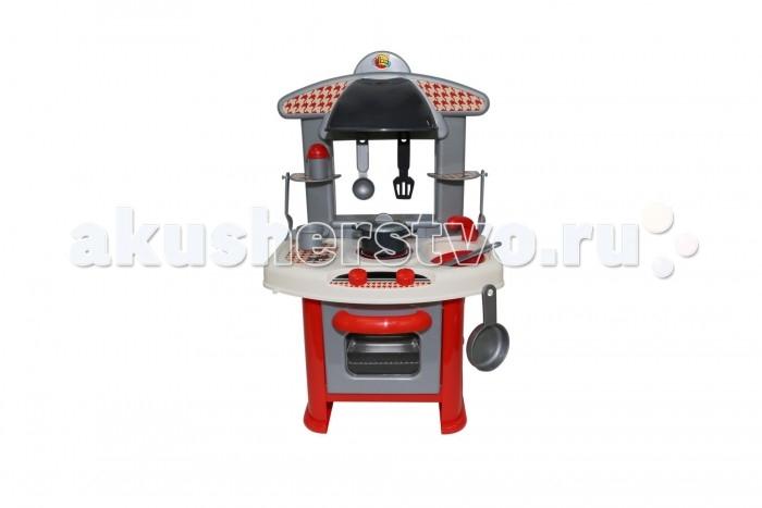Ролевые игры Coloma Детская мини-кухня Яна с духовым шкафом ролевые игры coloma супермаркет для детей
