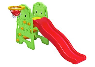 Горка Edu-Play волнистая Медвежонок WJ-314волнистая Медвежонок WJ-314Горка волнистая Edu-Play Медвежонок в комплекте с баскетбольной корзиной и мячом, предназначена для игр на улице и в помещении. Дизайн горки разработан для постоянного движения, что способствует развитию координации и различных групп мышц ребенка. Подходит для игр одного или нескольких детей.  Детская горка очень подойдет для дачи. Изготовлена из прочного экологически чистого пластика, безопасного для людей, конструкция прочная и надежная, прослужит долгие годы.  В комплекте:  2 боковые панели с фактурным изображением Мишки; желоб для скатывания; лесенка; большие пластиковые гайки для крепежа; баскетбольное кольцо с сеткой; мячик; наклейки.  Максимально допустимый вес – 20 кг. Размеры: 78х105х147<br>