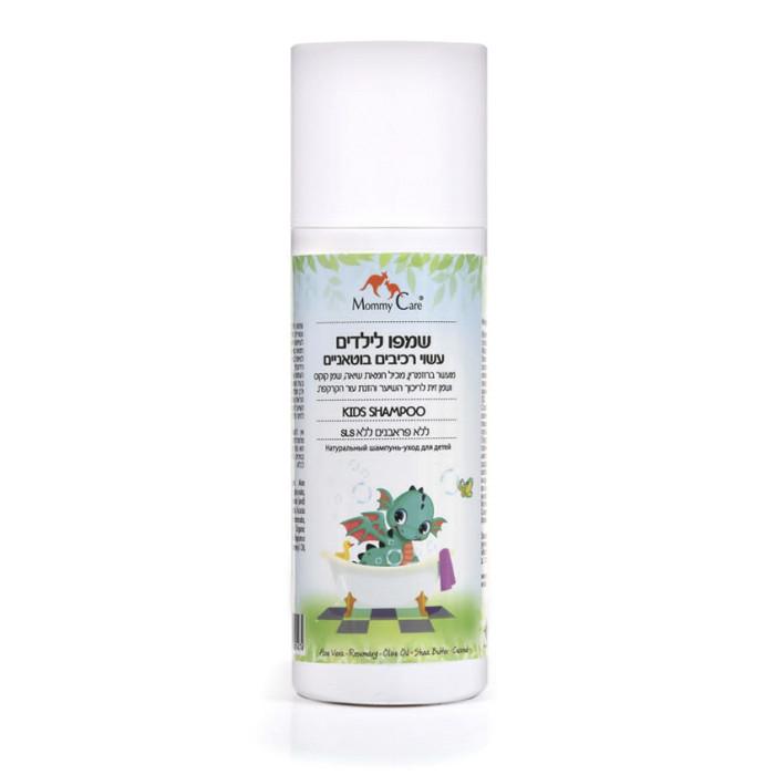 Детская косметика Mommy Care Натуральный шампунь 400 мл mommy care детское масло для ванны с календулой и ромашкой 400 мл