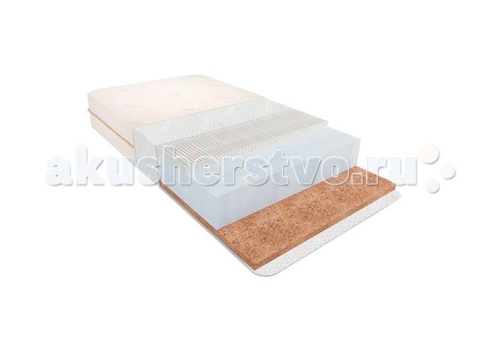 Матрас Daka Baby Киндер 120х60х14Киндер 120х60х14Детский матрас DakaBaby Киндер - это оптимальное соотношение цены и высокого качества. DakaBaby Киндер предназначен для стандартных детских кроваток, его размеры составляют 120х60 см.   Состав матраса Кокосовая койра - 2 см. Струттофайбер - 10 см. Латекс - 2 см.   По мнению врачей – ортопедов для того, чтобы у ребенка сформировалась правильная осанка необходимо, чтобы в первый год жизни детский матрас был идеально ровным и жестким. Такому требованию в полной мере отвечает кокосовая койра. Благодаря своим свойствам, этот жесткий материал широко используется при производстве детских матрасов. Кокосовая койра не впитывает запахи и влагу, обеспечивает постоянную циркуляцию воздушных потоков, не гниет.   Использование в качестве настилочного материала латекса делает матрас более упругим и износостойким. Латекс подстраивается по анатомическую форму тела и снижает нагрузку на мышцы. Для самого широкого слоя DakaBaby Киндер производители выбрали струттофайбер – новейший материал с вертикальным расположением волокон в одном направлении. Благодаря вертикальному расположению волокон материал быстро восстанавливает объем, даже после многочисленных нажатий. Он отлично пропускает воздух, обеспечивая постоянную вентиляцию.  Стеганый чехол изготовлен из экологически чистого бамбукового трикотажа. Текстильные изделия из этого материал пользуются популярностью у покупателей во всем мире. Бамбуковый трикотаж обладает антибактериальными свойствами, хорошо пропускает воздух, быстро высыхает и долго не выходит из строя. DakaBaby заботится о ребенке с первых дней жизни.<br>