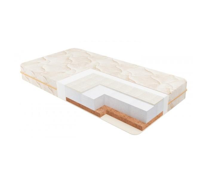 Матрас Daka Baby Экселент 120х60х12Экселент 120х60х12Детский матрас DakaBaby Экселент – это качество, удобство и практичность. Матрас DakaBaby Экселент предназначен для детских кроваток со стандартным спальным местом: 120х60 см.   Состав матраса Латекс - 1 см. Струттофайбер - 8 см. Кокосовая койра - 3 см.  В первые годы жизни малыша идет активное формирование позвоночника. Правильно подобранный матрас в детскую кроватку – залог ровной осанки у ребенка. В зависимости от кого, какой стороной Вы положите матрас DakaBaby Экселент в кроватку, степень жесткости будет разной. В первый год жизни ребенка, важно, чтобы матрас был максимально жестким. В связи с этим с одной стороны матраса DakaBaby Экселент в качестве настилочного материала используется кокосовая койра, которая отличается жесткостью, гипоаллергенностью и воздухопроницаемостью.   Когда ребенок подрастет, матрас рекомендуется перевернуть на латексную сторону. Латекс по сравнению с кокосом более мягкий. При этом он быстро восстанавливает форму, пропускает воздух, препятствует размножению бактерий и грибков. Матрас с латексным настилочным материалом принимает форму тела спящего, обеспечивая комфортный, здоровый сон. В качестве основы для DakaBaby Экселент производители использовали новейший материал струттофайбер.   Струттофайбер - инновационный материал, который отличается жесткостью и упругостью. Благодаря вертикальному расположению волокон материал быстро восстанавливает объем, даже после многочисленных нажатий. Он отлично пропускает воздух, обеспечивая постоянную вентиляцию.  Кокосовая койра - натуральный жесткий материал, который пропускает воздух, не впитывает запахи, влагу, препятствует размножению постельных клещей, бактерий и микроорганизмов.  Латекс - натуральный материал, представляющий собой вспененный экстракт сока каучукового дерева. В списке его достоинств есть практически все, что можно применить к наполнителю: эластичный, упругий, долговечный, не накапливает пыль, не подвержен развитию бактерий, п