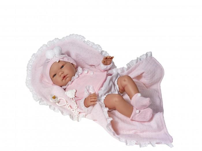ASI Кукла Мария 45 см 363520Кукла Мария 45 см 363520ASI Кукла Мария 45 см 363520  станет отличным выбором, если ваш ребенок хочет играть с пупсом, похожим на настоящего младенца.  Полностью выполнена из высококачественного винила, безопасного для детей. Пупс очень легкий, а текстура винила очень приятная на ощупь . Держать малышку на руках – одно удовольствие!  Кукла-реборн без волос, можно купать, в розовой кофточке и белых шортах, в комплекте плед и пустышка,в красивой подарочной коробке.  Особенности:  кукла ASI сделана очень качественно.  Без запаха.   Используется безопасный твердый винил.  Видна прорисовка мельчайших подробностей тела, рук и ног.<br>