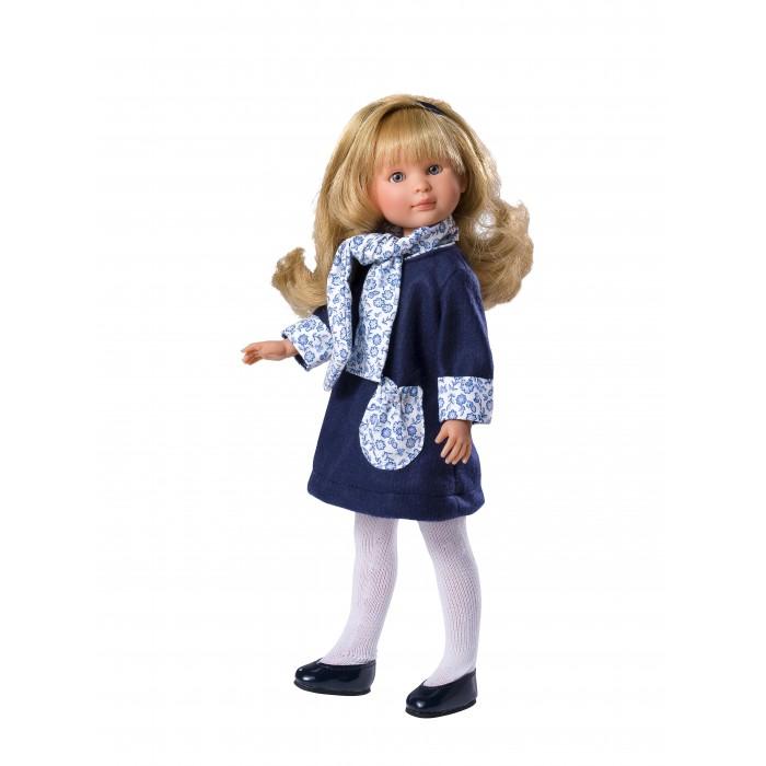 ASI Кукла Селия 30 см 163310Кукла Селия 30 см 163310ASI Кукла Селия 30 см 163310 станет отличным подарком для любой девочки!  У куклы очень красивое миловидное личико, длинные белокурые волосы. Ее можно купать и делать всевозможные прически.Ее компактный размер позволяет брать ее везде с собой.Кукла в синем пальто с голубым шарфиком, в красивой подарочной коробке.  Компания ASI огромное внимание уделяет каждой детали в образе кукол. Вот почему одежда всегда выполнена из качественных дорогих материалов. Куколка Селия обязательно станет лучшей подружкой Вашего ребенка!  Особенности:  кукла ASI сделана очень качественно.  Без запаха.   Используется безопасный твердый винил.  Видна прорисовка мельчайших подробностей тела, рук и ног.<br>