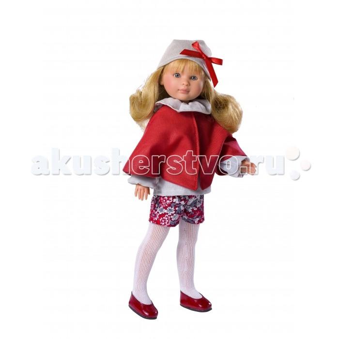 ASI Кукла Селия 30 см 163340Кукла Селия 30 см 163340ASI Кукла Селия 30 см 163340 - одна из самых популярных кукол испанского производителя ASI.   У нее длинные ровные ножки. Очень выразительное миловидное личико.У Селии утонченная фигурка, исключительного качества винил, длинные волосы, приближенные по качеству к натуральным - эта куколка нравится буквально всем девочкам!  Куколка одета в нарядную яркую курточку, шортики с цветным принтом. Белокурые локоны куколки украшает аксессуар в виде шапочки, с аккуратным, красным бантиком. На ножках у Селии белоснежные колготки, яркие алые туфельки - по погоде.  Особенности:  кукла ASI сделана очень качественно.  Без запаха.   Используется безопасный твердый винил.  Видна прорисовка мельчайших подробностей тела, рук и ног.<br>