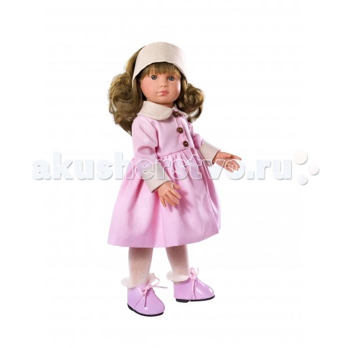 ASI Кукла Нелли 43 см 253350Кукла Нелли 43 см 253350ASI Кукла Нелли 43 см 253350 - мечта любой девочки!  Кукла полностью сделана из винила. Она устойчиво стоит на ровных ногах.Волосы длинные, прошитые, приближены по качеству к натуральным. Их можно расчесывать, не боясь выпадения.Ресницы у куклы, тоже, как настоящие, динные и пушистые. Очень выразительный взгляд, легкий румянец на лице.У куклы темные волосы,одета она в розовое пальто с серыми рукавами. Упакована в красивую подарочную коробку.  Особенности:  кукла ASI сделана очень качественно.  Без запаха.   Используется безопасный твердый винил.  Видна прорисовка мельчайших подробностей тела, рук и ног.<br>
