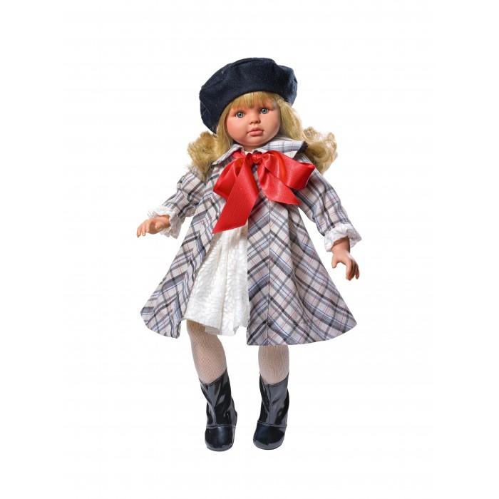 ASI Кукла Пепа 60 см 283410Кукла Пепа 60 см 283410ASI Кукла Пепа 60 см 283410 просто красавица - является воплощением всех детских фантазий.   Кукла большая.Но при этом невероятно легкая и пластичная. Она принимает естественные положения. Сидит в коляске и на стульчике. У Пепы шикарные светлые волосы, уложенные в аккуратные кудри. Делать прически этой кукле - сплошное удовольствие! Волосы, как натуральные, мягкие и блестящие, не путаются, потому, что содержат всего 50% синтетики!   Пепа выглядит очень красиво в клетчатом пальто с атласным красным бантом и в беретке.На ногах у Пепы красивые сапожки!  Особенности:  Пупсик ASI сделан очень качественно.  Без запаха.   Используется безопасный твердый винил.  Видна прорисовка мельчайших подробностей тела, рук и ног.<br>