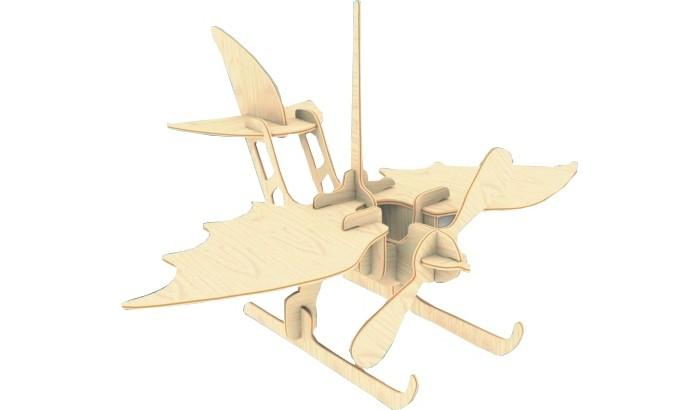 Конструкторы Мир деревянных игрушек (МДИ) Гидроплан