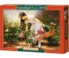 Castorland Пазл В саду роз 1000 элементов