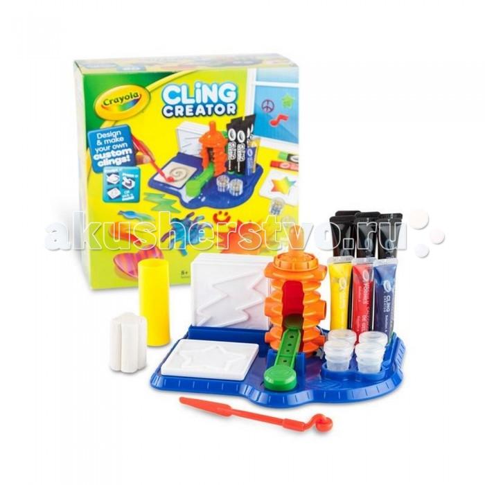 Наборы для творчества Crayola Набор для создания липучек