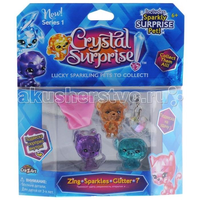 Игровые наборы Crystal Surprise Набор №2 из 4-х фигурок
