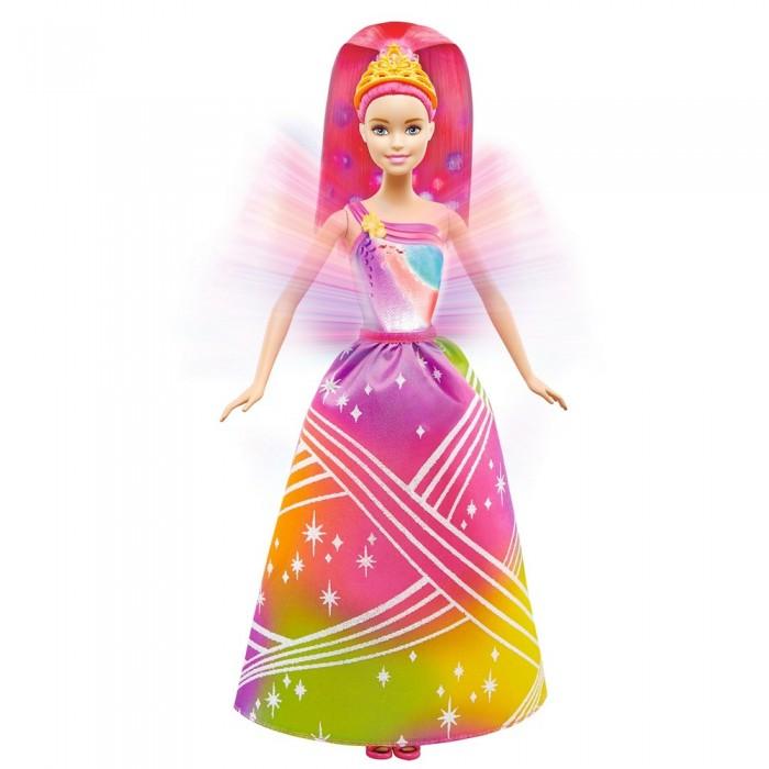 Куклы и одежда для кукол Barbie Радужная принцесса Барби с волшебными волосами куклы barbie барби балерина