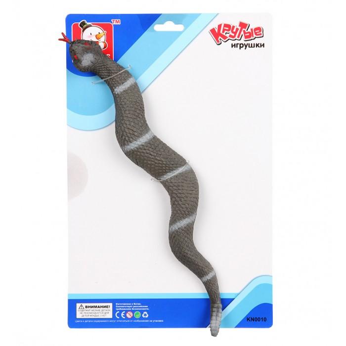 Игровые фигурки S+S Toys Змея 30 см zilli туфли змея от zilli 68492