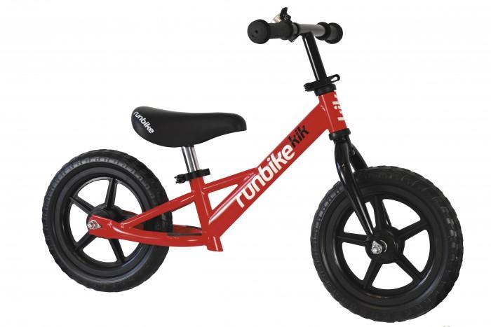 Беговел Runbike KikKikБеговел Runbike Kik – это детские двухколесные велосипеды, у которых нет педалей. Они совмещают в себе черты велосипеда и самоката и помогают держать равновесие.  Особенности: Рекомендуемый возраст - от 2 лет Стальная рама Бескамерные высокопроходимые шины  Регулируемый руль поднимается до 60 см Регулируемое сидение: 32 - 43 см  Литые колеса с закрытыми подшипниками  У каждого ранбайка свой уникальный порядковый номер<br>