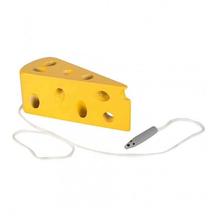 Деревянные игрушки Mapacha Сыр сыр
