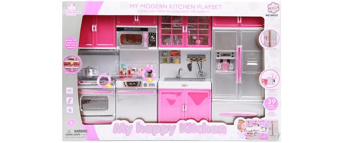 Кукольные домики и мебель Игруша Набор мебели для кухни