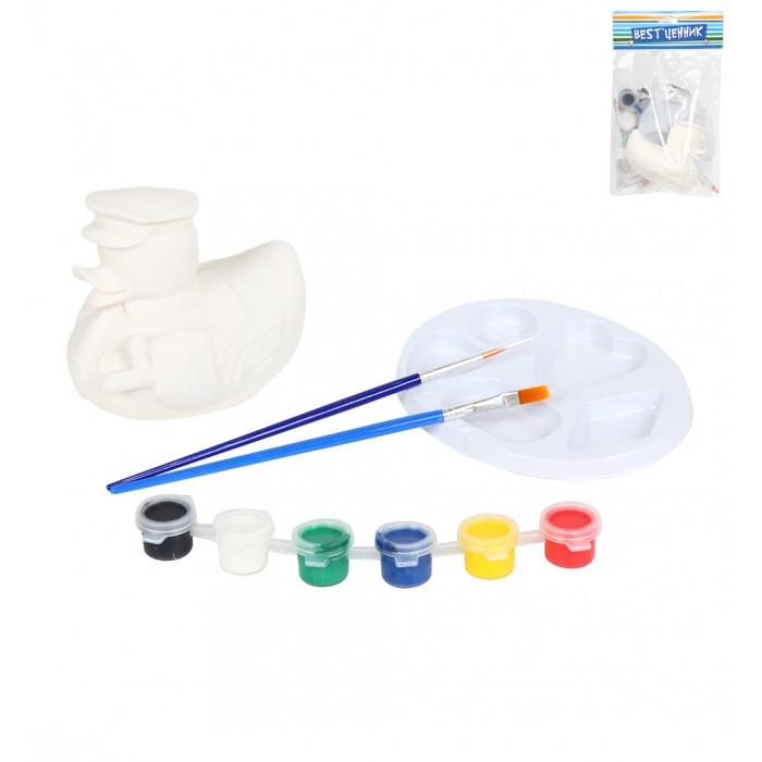Заготовки под роспись S+S Toys Набор для детского творчества ES-32884  набор доктора s s toys ej14672r сумочка