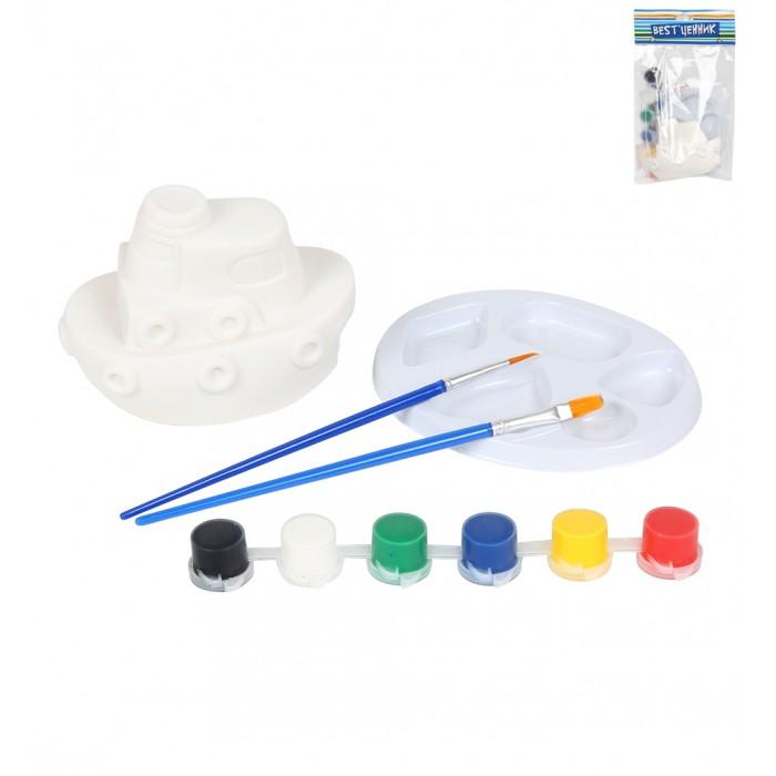 Заготовки под роспись S+S Toys Набор для детского творчества ES-32885