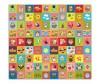 Игровой коврик Mambobaby Совята односторонний 200х180х0.5 см