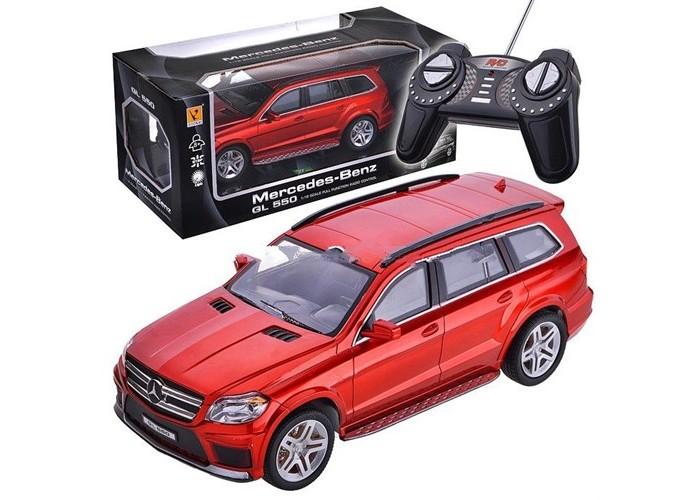 Машины GK Racer Series Машина р/у Mercedes Benz GL550 на батарейках 1:18 внедорожник на радиоуправлении gk racer series cadillac escalade 1 16 красный от 6 лет пластик 866 1602в