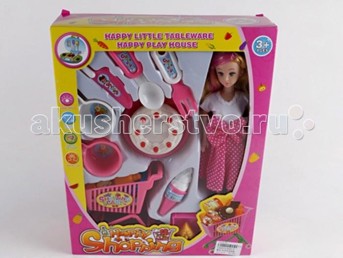 Куклы и одежда для кукол Daisy Кукольный набор Кукла хозяйка с аксессуарами кардиган elietahari кардиганы в стиле жакета