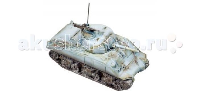 Конструкторы Hobby World Сборная модель World of Tanks M4 Sherman 1:56 официальный сайт world of tanks купить премиум