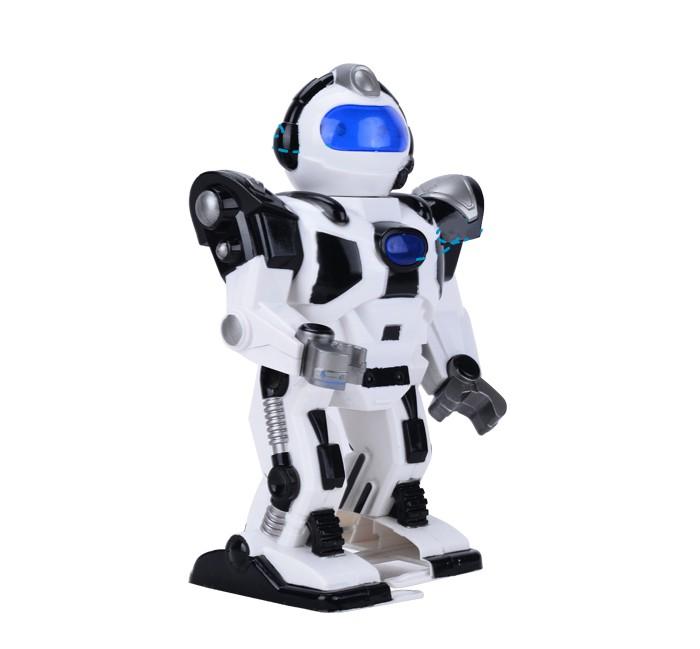 Электронные игрушки Veld CO Робот электронный: звук, свет, русская озвучка 41635