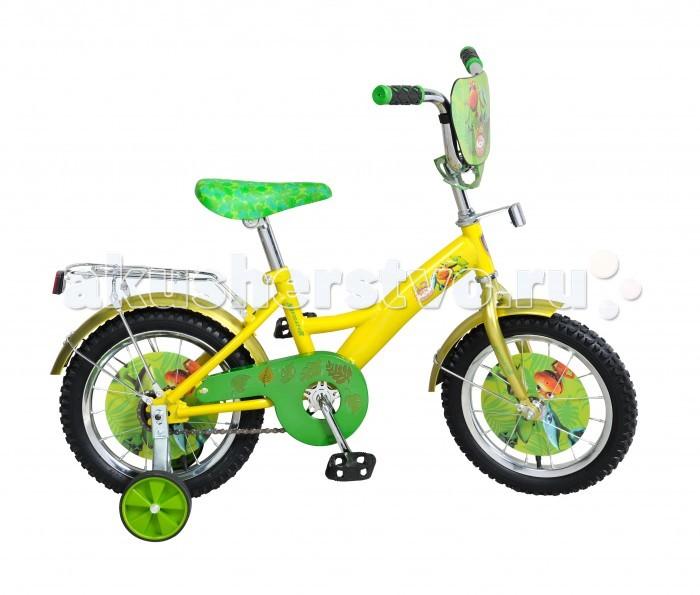 Велосипед двухколесный Navigator Поезд Динозавров Kite-тип 14