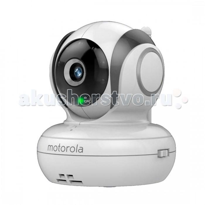 Motorola Дополнительная камера для модели MBP36SДополнительная камера для модели MBP36SMotorola Дополнительная камера для модели MBP36S с сервоприводом  Особенности: При производстве камеры использовались качественные фотоэлементы, что и наделяет камеру высоким разрешением, позволяющим принимать качественную картинку при удалении до 300 метров.  Встроенный сервопривод позволяет удаленно с пульта управления двигать камеру в стороны и задавать различные углы наклона.  Инфракрасная ночная подсветка, включающая 8 встроенных светодиодов, позволяет делать съемки в помещении, где полностью отсутствует свет. Видеокамера поддерживает работу от внешнего аккумулятора, позволяя использовать ее в местах, где нет розеток, в течение долгого времени.  Небольшие габариты камеры делают ее компактной и простой в установке и настройке.<br>