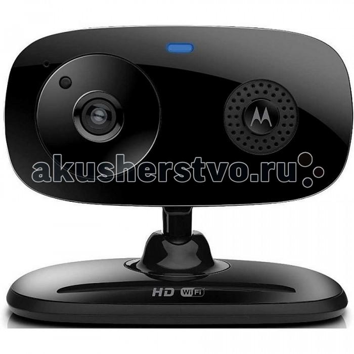 Motorola Видеоняня Focus66-BВидеоняня Focus66-BMotorola Видеоняня Focus66-B - многофункциональное устройство, которое позволит родителям просматривать изображение с камеры в любое время суток и на любом расстоянии. Передача сигнала защищена от помех, с помощью обратной связи вы можете успокоить ребенка даже на расстоянии, а встроенные полифонические колыбельные помогут ребенку быстрее заснуть.  Особенности: Просмотр видео с помощью смартфона, планшета или ПК в формате HD; Поддержка Wi-Fi; Режим инфракрасного ночного видения до 5 метров; Возможность создания снимка изображения; Контроль температуры с функцией оповещения; Двусторонняя связь; 5 полифонических колыбельных в памяти; Возможность дистанционного зума изображения; Питание от сетевого адаптера; Смартфоны/планшеты: ОС не ниже iOS7/Android 4.2; Персональные компьютеры: Windows 7, Mac OS 7, браузеры Chrome 24, Explore 9, Firefox 18, Safari 6, Adobe Flash 15, Jawa 7; Wi-Fi с пропускной способностью не менее 2 Мбит/сек<br>