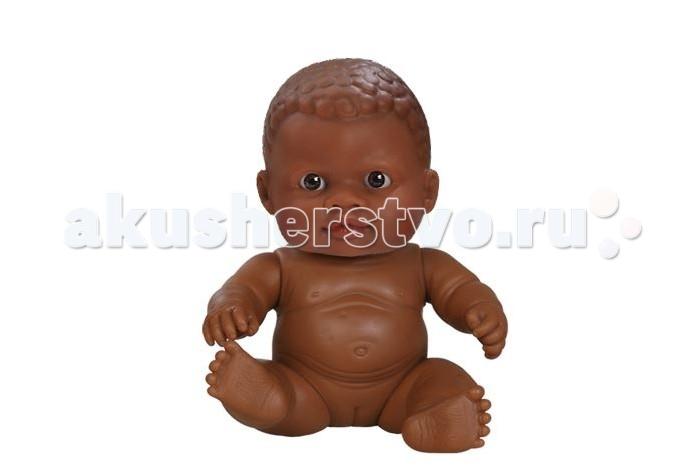 Куклы и одежда для кукол Paola Reina Пупс девочка мулатка без одежды 22 см кукла горди без одежды 34см м 34021 paola reina