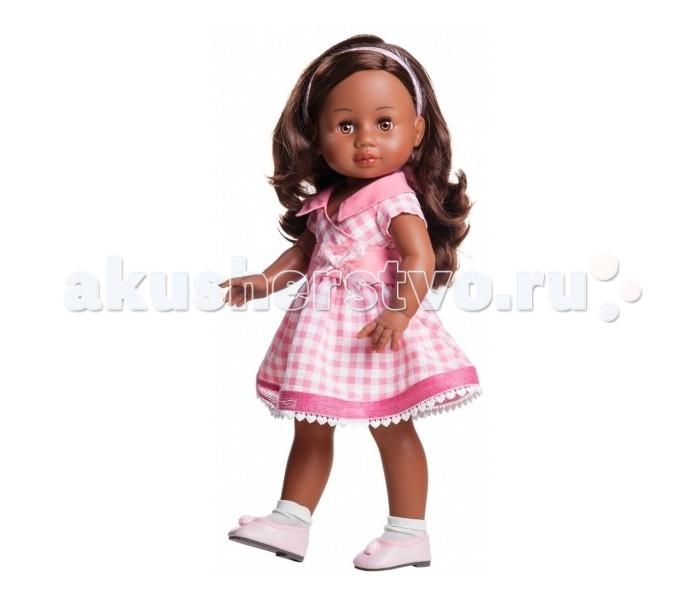 Куклы и одежда для кукол Paola Reina Кукла Амор 42 см paola reina горди без одежды 34 см 34021