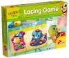 Развивающая игрушка Lisciani Игра настольная Шнуровка 53353
