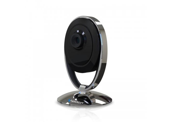 Vstarcam Корпусная камера C7893WIPКорпусная камера C7893WIPКорпусная камера C7893WIP VSTARCAM - это отличное сочетание цены и качества - IP WIFI камера с HD качеством видео, существенным функционалом, современным дизайном и надежностью в работе.  Vstarcam C7893WIP - это целая компактная видеосистема в едином корпусе, простая и надежная. Благодаря наличию протоколов Onvif и RTSP камера может не только передавать высококачественное видео на ваш планшет, смартфон или ноутбук, но и записывать видео в архив по событию, детекции движения, расписанию.   Vstarcam C7893WIP - это идеальное решение для офиса, загородного дома, квартиры. Основные сферы применения камеры - это наблюдение за сотрудниками, за детьми, за производственным процессом.   Основные преимущества компактной P2P Wi-Fi IP-камеры VSTARCAM C7893WIP: Очень простая настройка, доступная каждому пользователю, даже не имеющему опыта работы с IP-камерами. Принцип Plug and Play. Миниатюрное исполнение (самая компактная IP камера из линейки Vstarcam)  Нет необходимости использовать статический IP-адрес. Вы экономите на абонентской плате, благодаря уникальной технологии P2P. Архив на карте памяти с возможностью удаленного просмотра. HD качество видео 720P (1280х720) Современный дизайн Русскоязычное программное обеспечение  для просмотра и управления камерами и техническая поддержка продукта.  Просмотр с мобильных устройств Apple или Android<br>