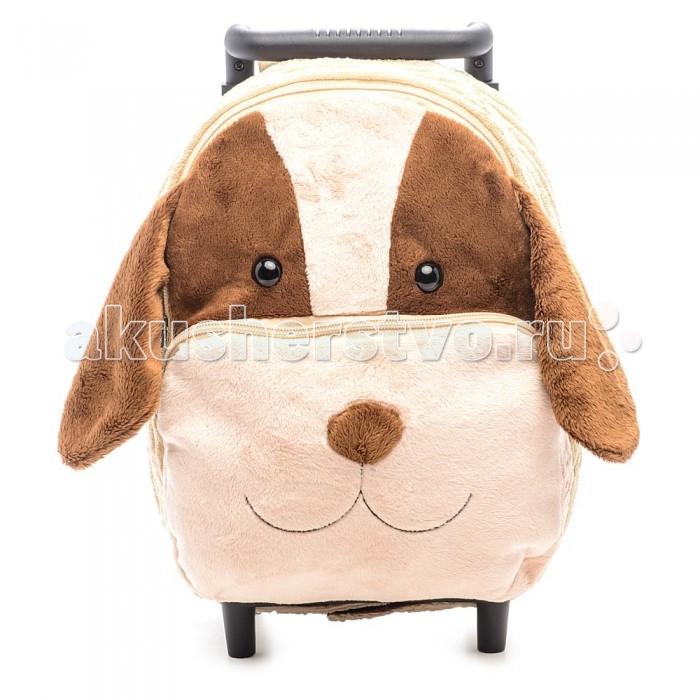 Детские чемоданы Sonata Style Детский чемодан Собачка 26 см sonata style собачка gt9041 на р у ходит лает виляет хвостом на батарейках tm sonata style