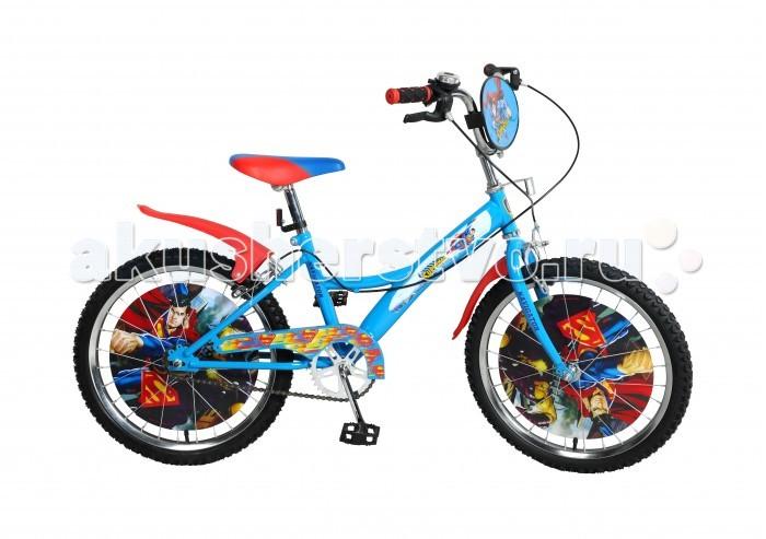 Велосипед двухколесный Navigator Супермен Kite-тип 20