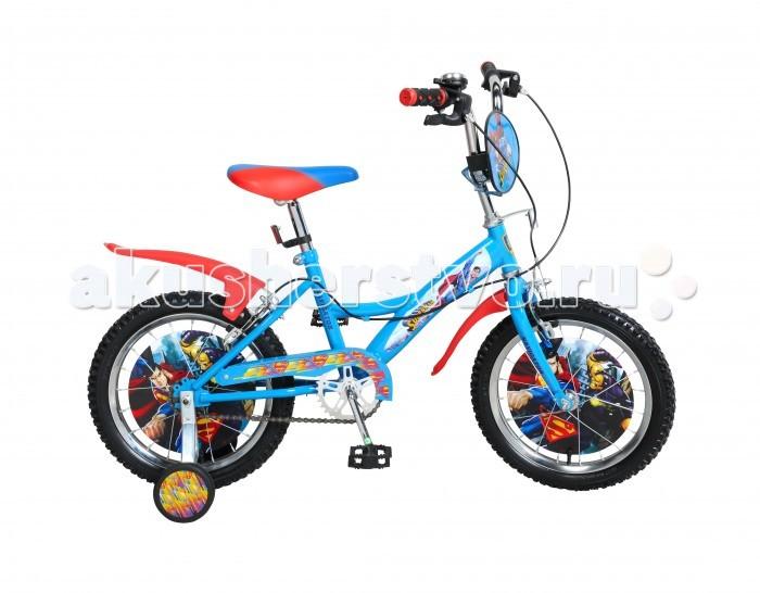 Велосипед двухколесный Navigator Супермен Kite-тип 16