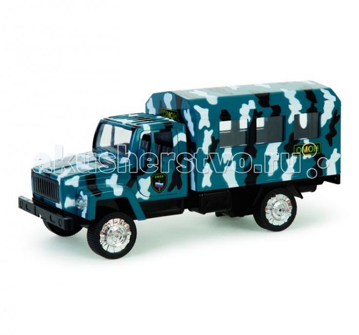 Машины Авто по-русски Машина инерционная ГАЗ кунг Омон авто в никополе газ бензин